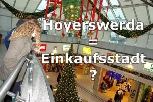 Hoyerswerda ist eine Einkaufsstadt? Derzeit werden im Stadtrat die einkaufsoffenen Sonntag besprochen.