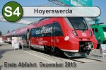 S-Bahn-Anschluss für Hoyerswerda