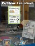 Einkaufsstadt Hoyerswerda - Problem: Leerstand