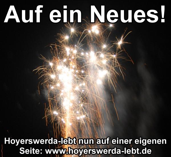 Auf ein Neues! Hoyerswerda lebt! ist nun auf die neue Internetpräsenz umgezogen www.hoyerswerda-lebt.de