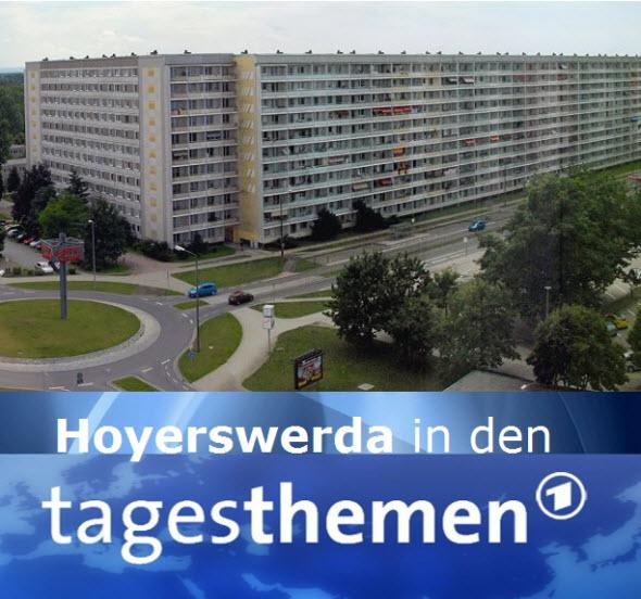 Felix Ringel bringt Hoyerswerda in die ARD-Tagesthemen