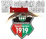 Der Fußballclub Hoyerswerdaer SV 1919 schmückt sich mit fremden Federn.