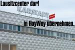 Einkaufsstadt Hoyerswerda: Lausitzcenter darf Karstadt-Haus in HoyWoy übernehmen
