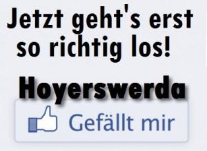 Hoyerswerda-Gruppe bei Facebook: Jetzt geht's erst so richtig los!