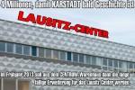 4 Millionen, damit KARSTADT bald Geschichte ist. Bis zum Frühjahr 2013 soll dem CENTRUM-Warenhaus dann die lange fällige Erweiterung für das Lausitz-Center werden.