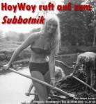 HoyWoy ruft auf zum Subbotnik!