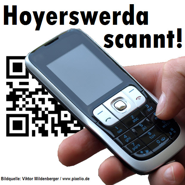 Hoyerswerda scannt!