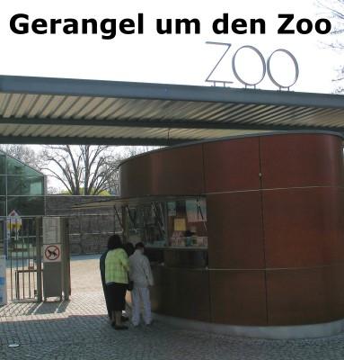 Gerangel um den Zoo