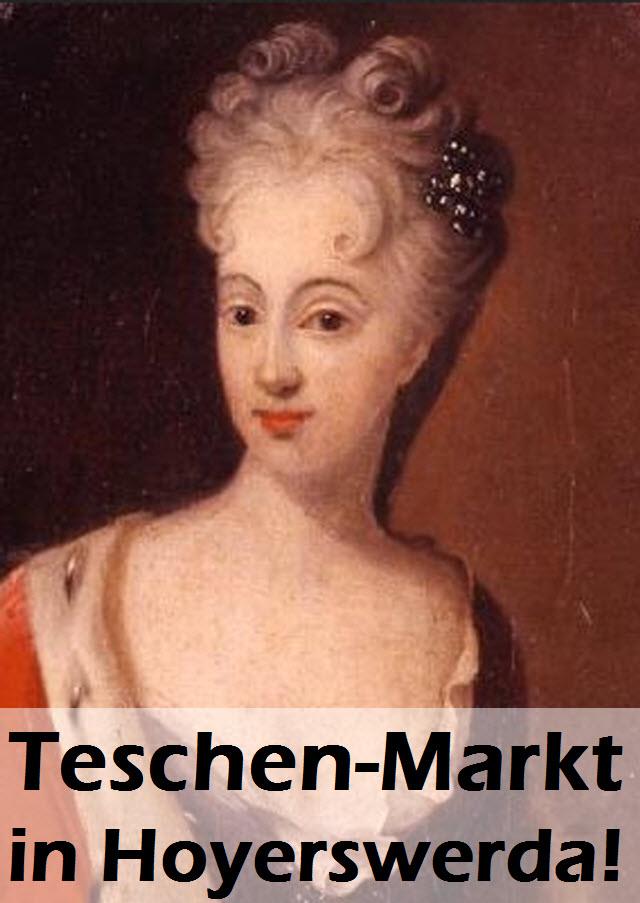 Vom 13. bis zum 15. Dezember steigt der traditionelle Weihnachtsmarkt unter dem Namen Teschen-Markt in der Hoyerswerdaer Altstadt.