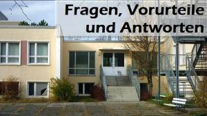 Asylbewerberheim in Hoyerswerda: Fragen, Vorurteile und Antworten