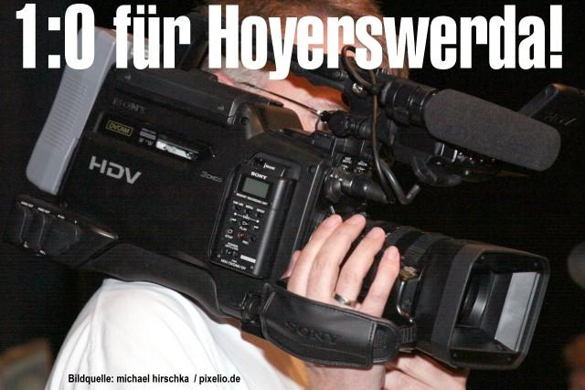 Tag der offenen Tür im Asylbewerberheim: 1:0 für Hoyerswerda!