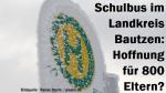 Schulbus im Landkreis Bautzen: Hoffnung für 800 Eltern?