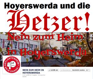 Hoyerswerda und die Hetzer!
