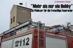 """""""Mehr als nur ein Hobby"""" - Ein Plädoyer für die Freiwillige Feuerwehr in Hoyerswerda"""