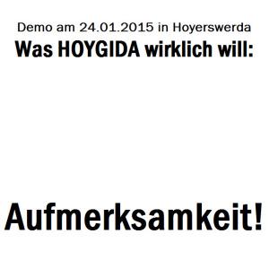 Was HOYGIDA wirklich will...