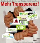 Mehr Transparenz! Stadt Hoyerswerda versteckt Gewinne und Verluste ihrer Unternehmen