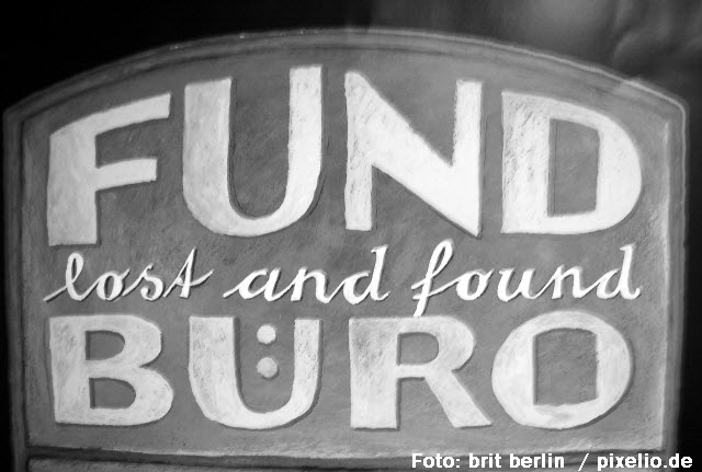 Fundbüro Hoyerswerda - Alle abgegebenen Fundsachen im Januar 2015