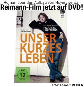 Franziska Linkerhand - Roman über den Aufbau von Hoyerswerda: Reimann-Film jetzt auf DVD!