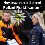 Hoyerswerda bekommt Polizei-Praktikanten!