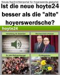 """Neues Nachrichtenportal für Hoyerswerda: Ist die neue hoyte24 besser als die """"alte"""" hoyerswerdsche?"""