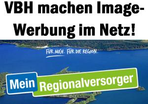 Die Versorgungsbetriebe der Stadt Hoyerswerda machen Image-Werbung im Netz