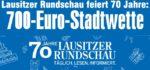 700-Euro-Stadtwette für unsere Vereine - die Lausitzer Rundschau feiert ihren 70. Geburtstag